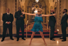 Delicate music video