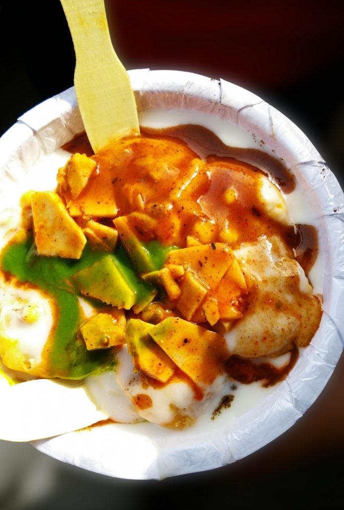 Chaat, India