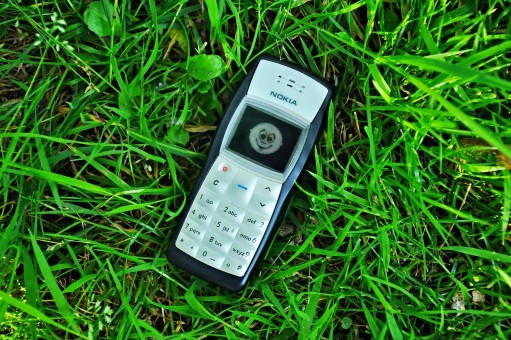 Cell phone - Nokia 1100