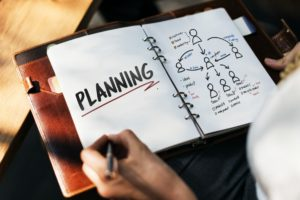Form your marketing and communication strategy