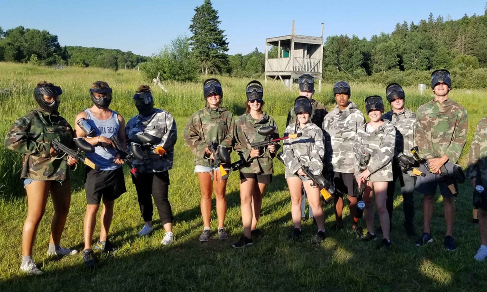 MJD Paintball Muskoka