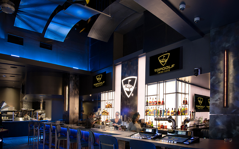 Topgolf – Professional Photo (Bar)