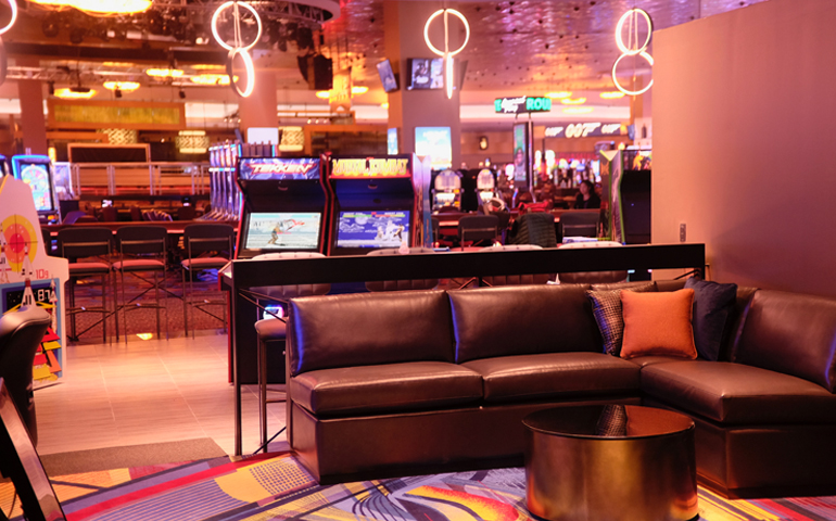 Topgolf – Professional Photo (Lounge)