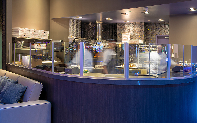 Topgolf – Professional Photo (Pizza)
