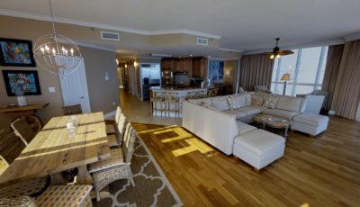 Oceania – Floor 4 3D Model