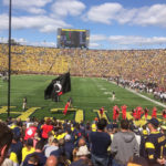 Bearcats at the Big House