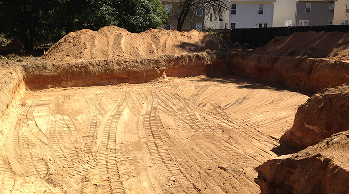 Carroll Bros Contracting earth removal