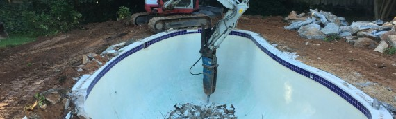 Crofton Pool Removal