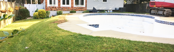 Pool Removal in Annapolis, MD