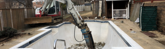 Concrete Pool Removal in Upper Marlboro Maryland