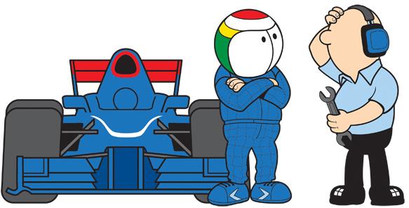 Maiores jejuns de vitórias na Fórmula 1