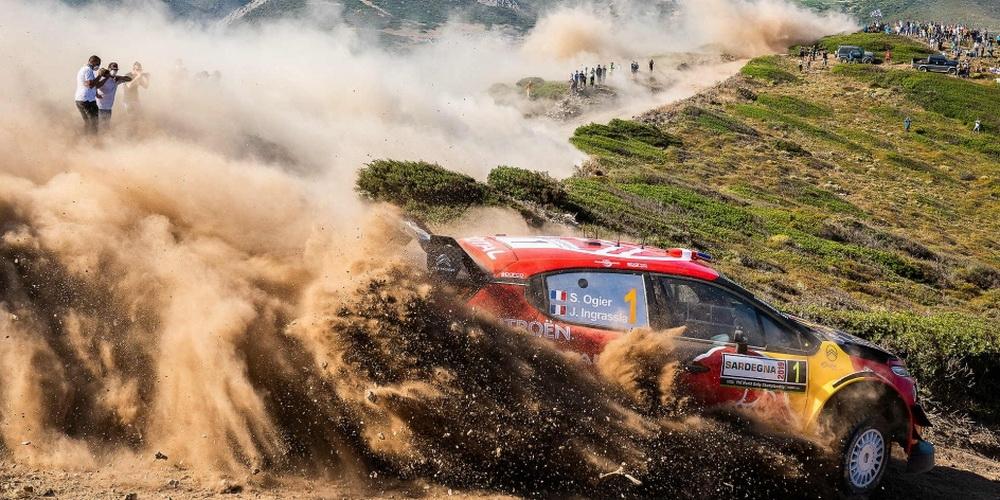 Formação de Equipes e Pilotos para o WRC 2020