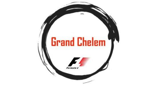 Grand Chelems na F-1