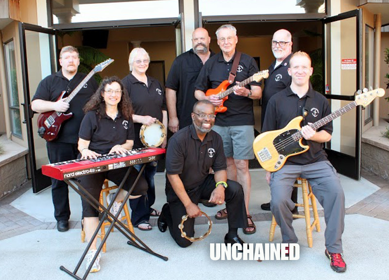 Unchained - Worship Ensemble