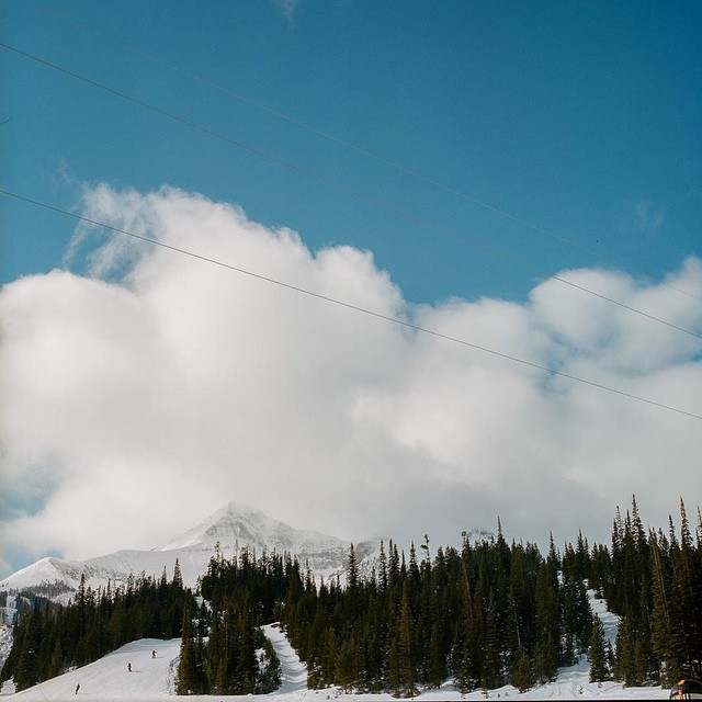 Big Sky, Montana, Dan Brown, Kapitol Photography, Powder Magazine, Powderweek