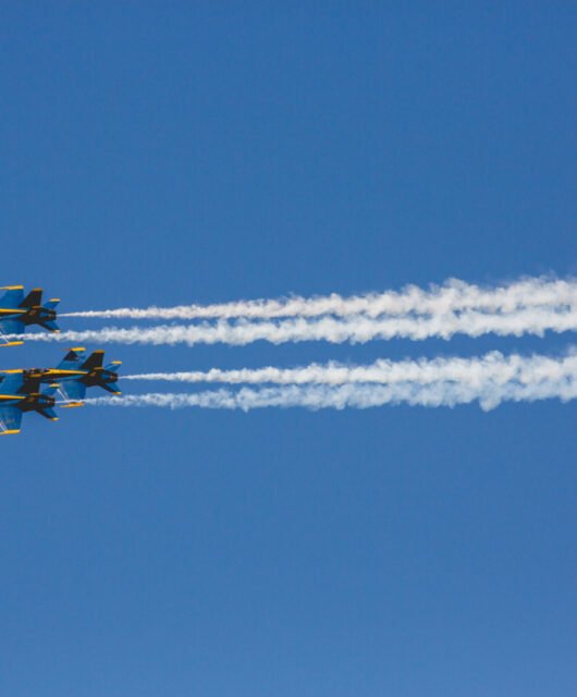 The Blue Angels in Seattle, Dan Brown © Kapitol Photography
