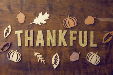 Living Out Your Gratitude | Broom Tree