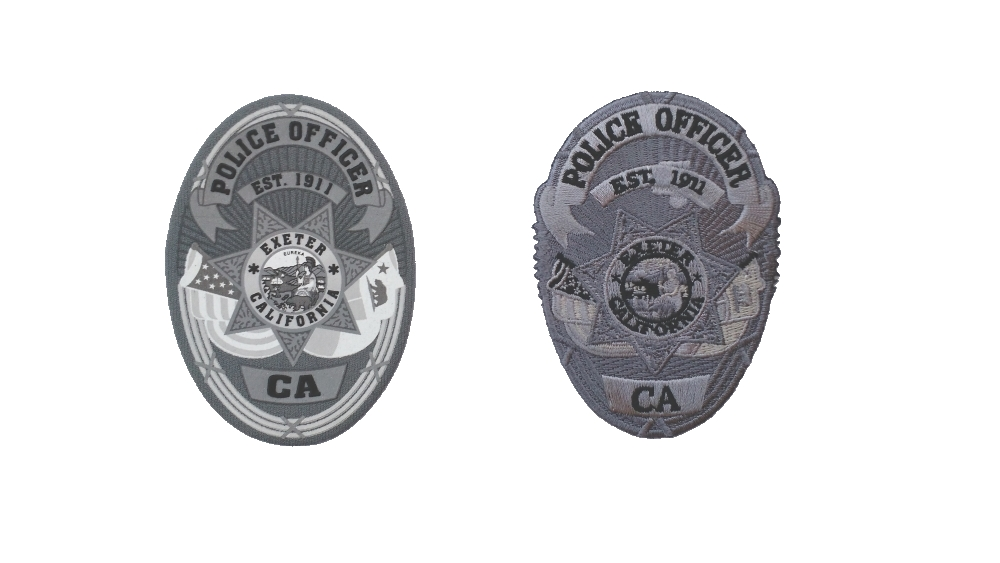 Exeter Police Patch