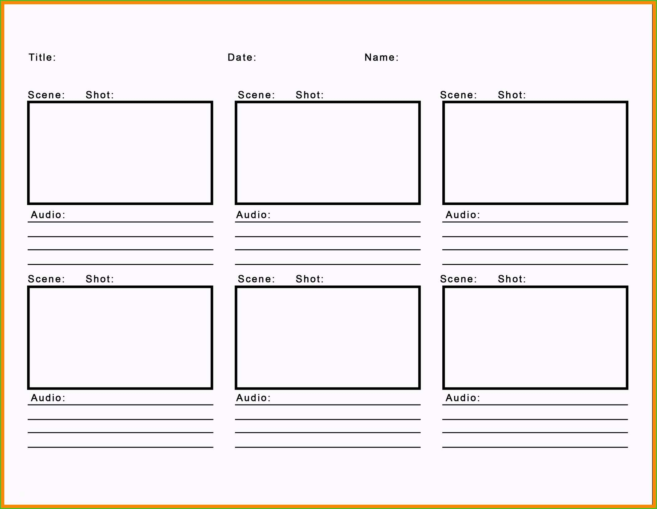 storyboard template for interior design Imperative Ideas Powerpoint Storyboard Template Best 6 Storyboard