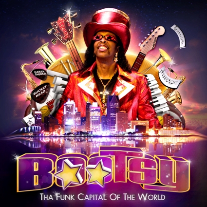 Bootsy Collins - Tha Funk Captial Of The World