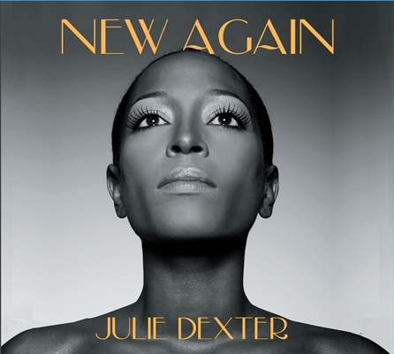 Julie Dexter - New Again art cover