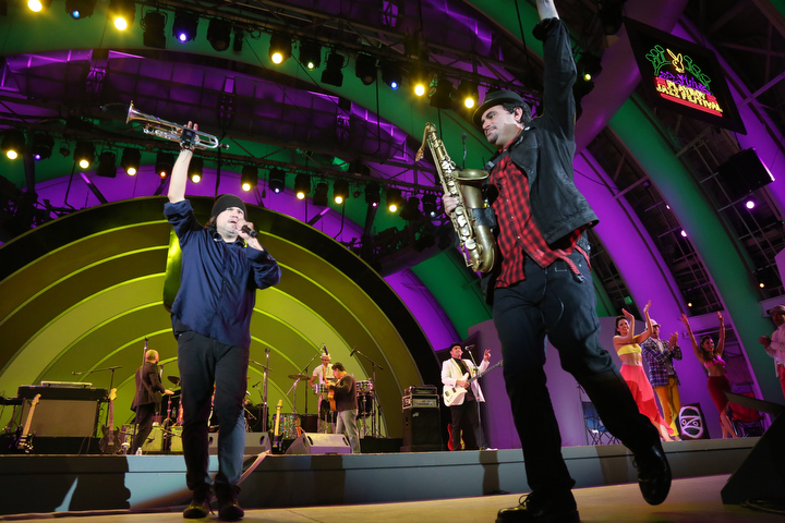The Playboy Jazz Festival at The Hollywood Bowl Photo by Mathew Imaging