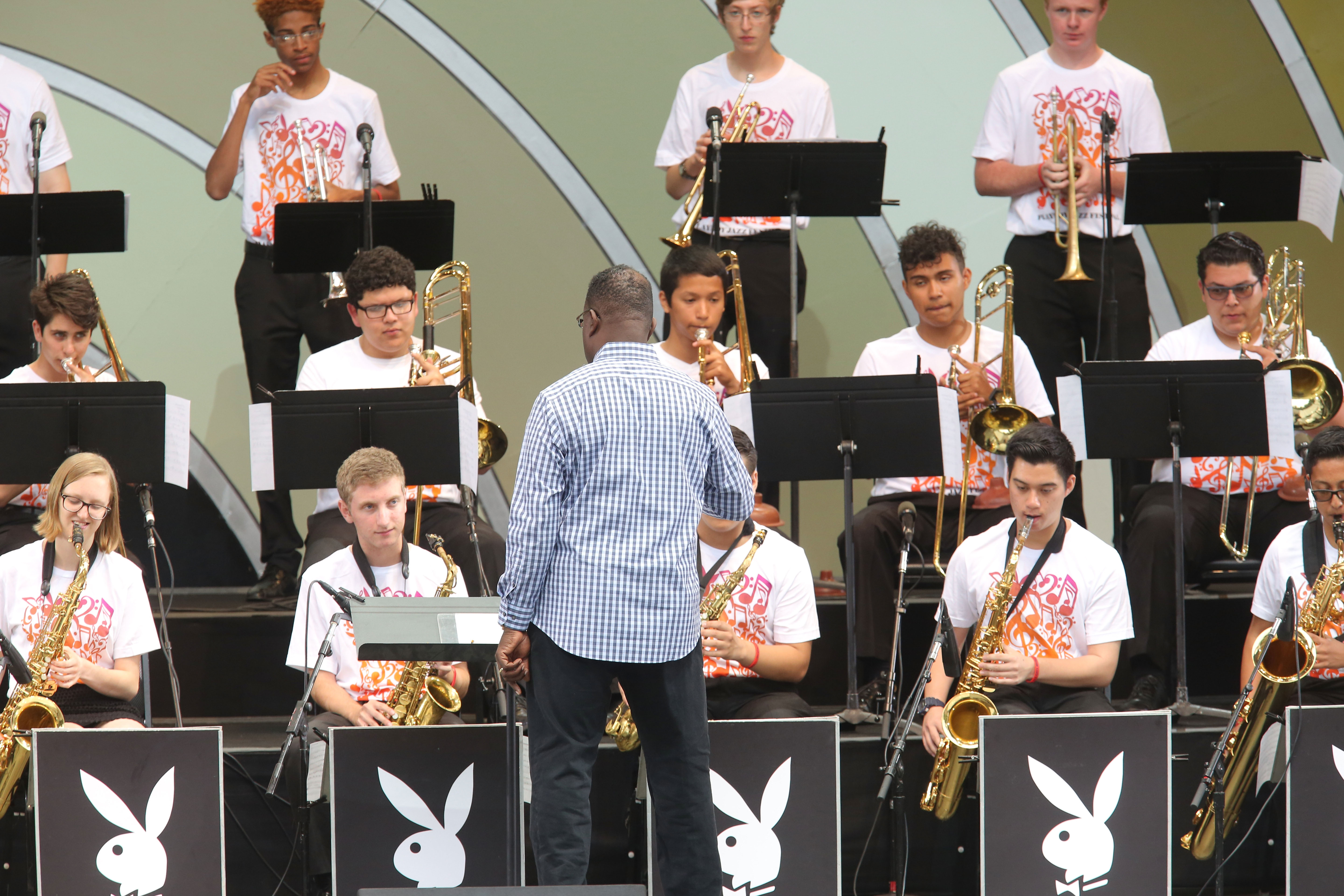 Photo 2 - Beyond the Bell All-City Jazz Band