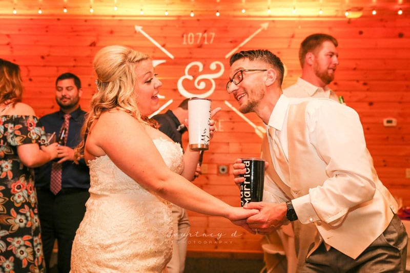 Binghamton-NY-Wedding-DJ-River-Run