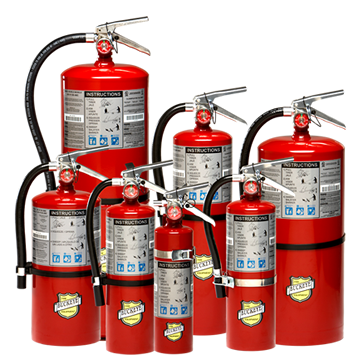 buckeye fire extinguishers