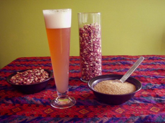 Chicha beer, photo by Scott Mansfield photo