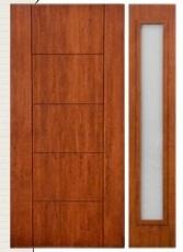 Contemporary Entryways & Doors