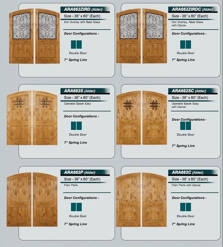 Mediterranean Doors