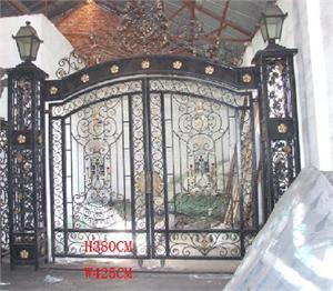 Wrought Iron Fences, Gates & Gazebos