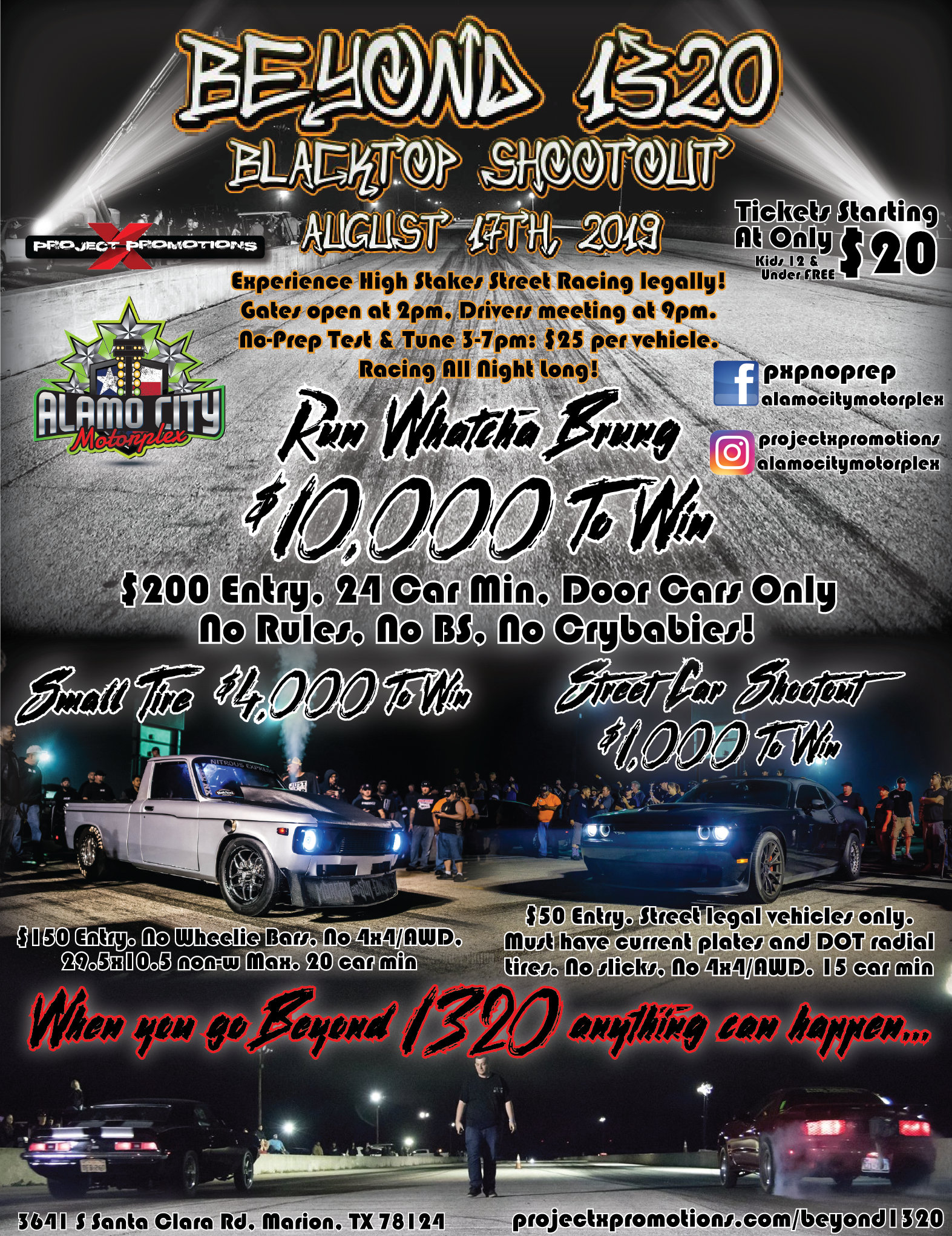 Beyond 1320 Main Flyer 4