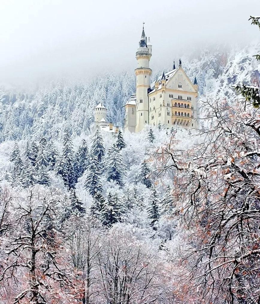 munich-castle