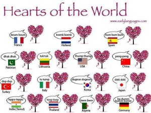 Hearts of the world