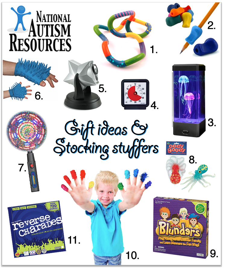 Autism Gift Guide