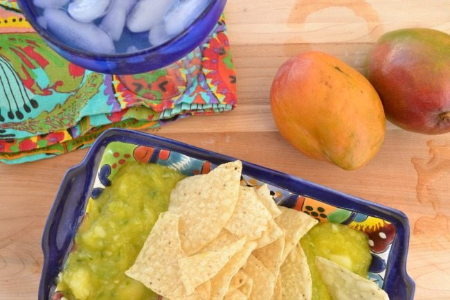 The only mango salsa recipe you'll ever need