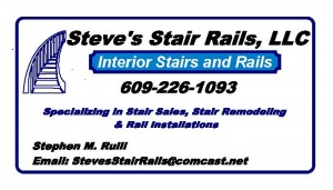 Steve's Business Card