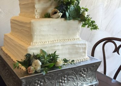 Cafe Coco Custom Wedding Cake