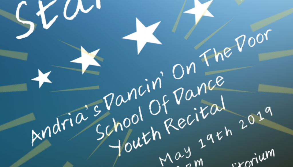 Door County Youth Dance Recital