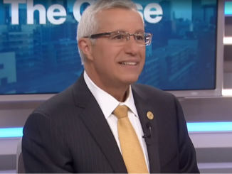 Ontario Finance Minister Vic Fedeli.