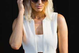 Midi Lengths and Cut Outs // Charleston Fashion Blogger Dannon, Like The Yogurt
