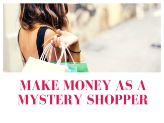 Make Money as a Mystery Shopper
