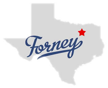 Forney Texas