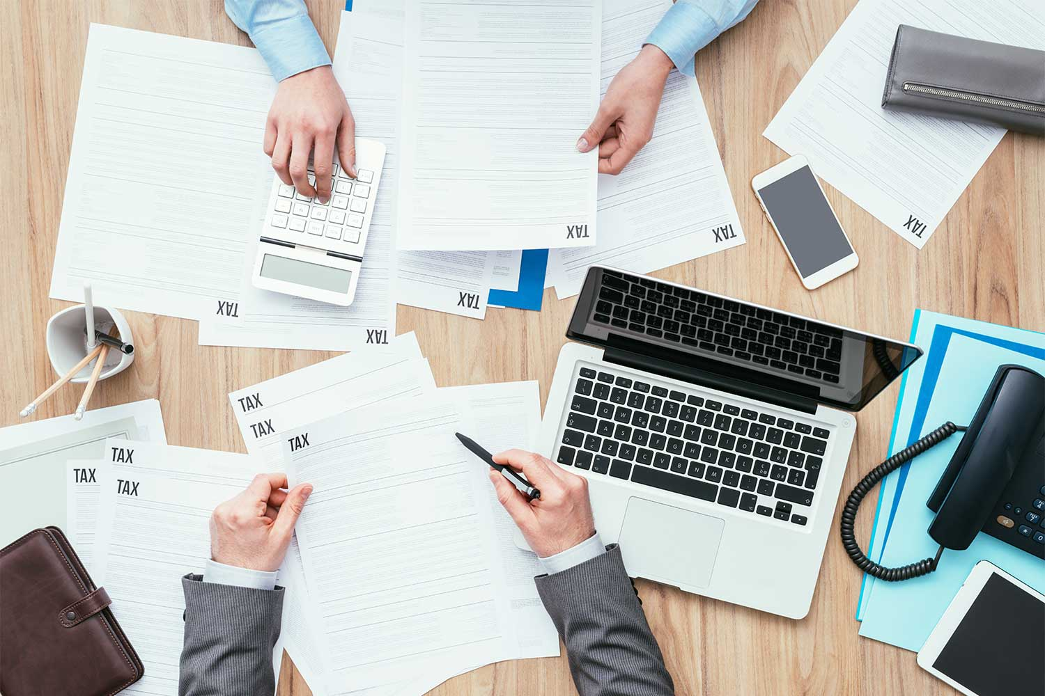 Noble Accounting Individual Tax Services Image