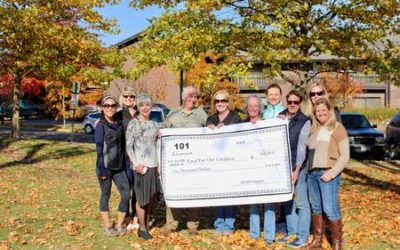 101 Women Sandpoint Awards FFOC $10,000