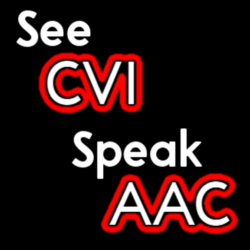 See CVI Speak AAC