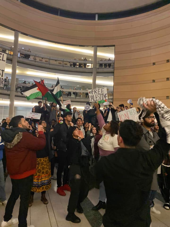 Jerusalem Post admits to printing false info about York University protest