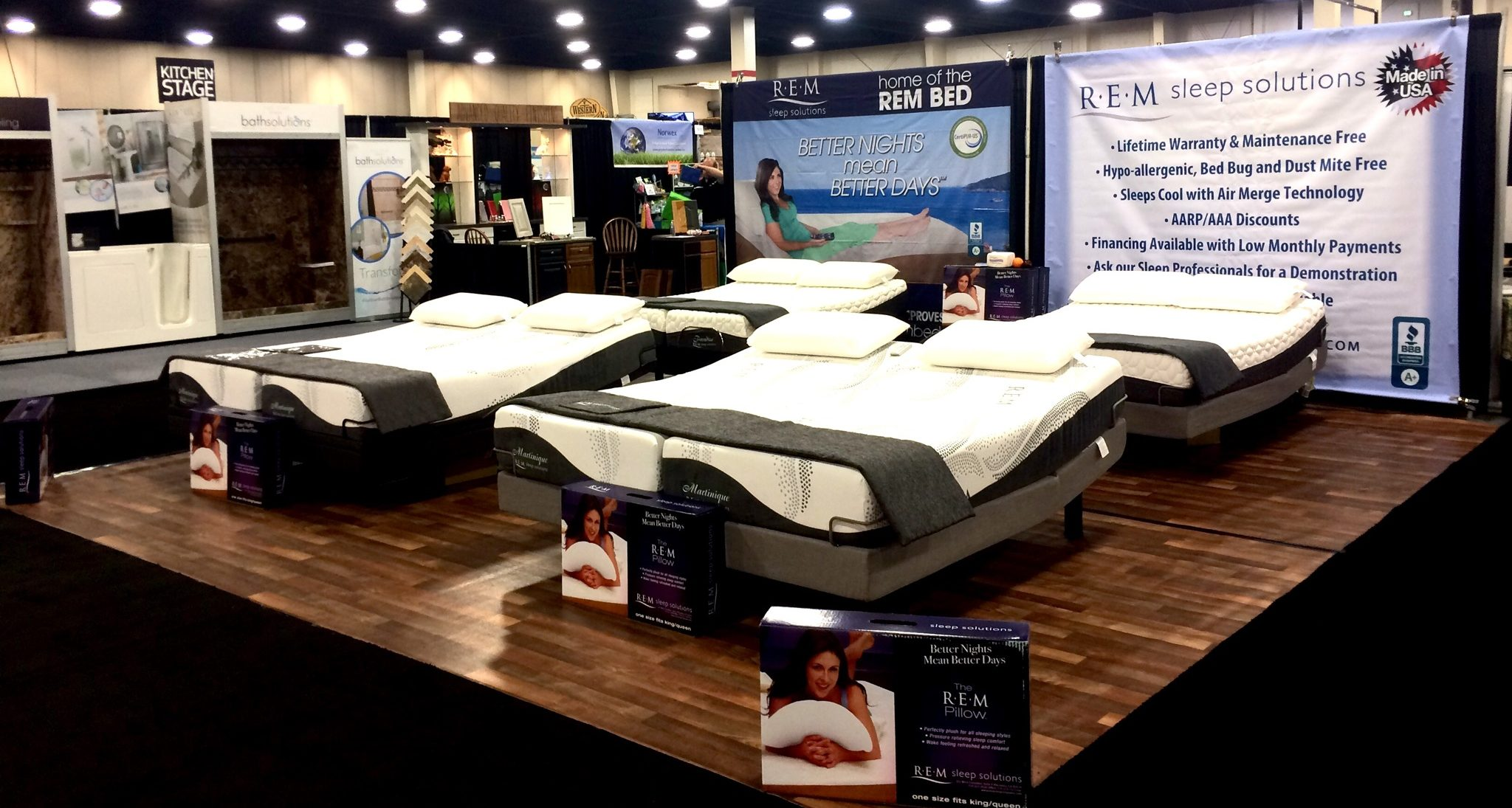 REM Sleep Solutions Events